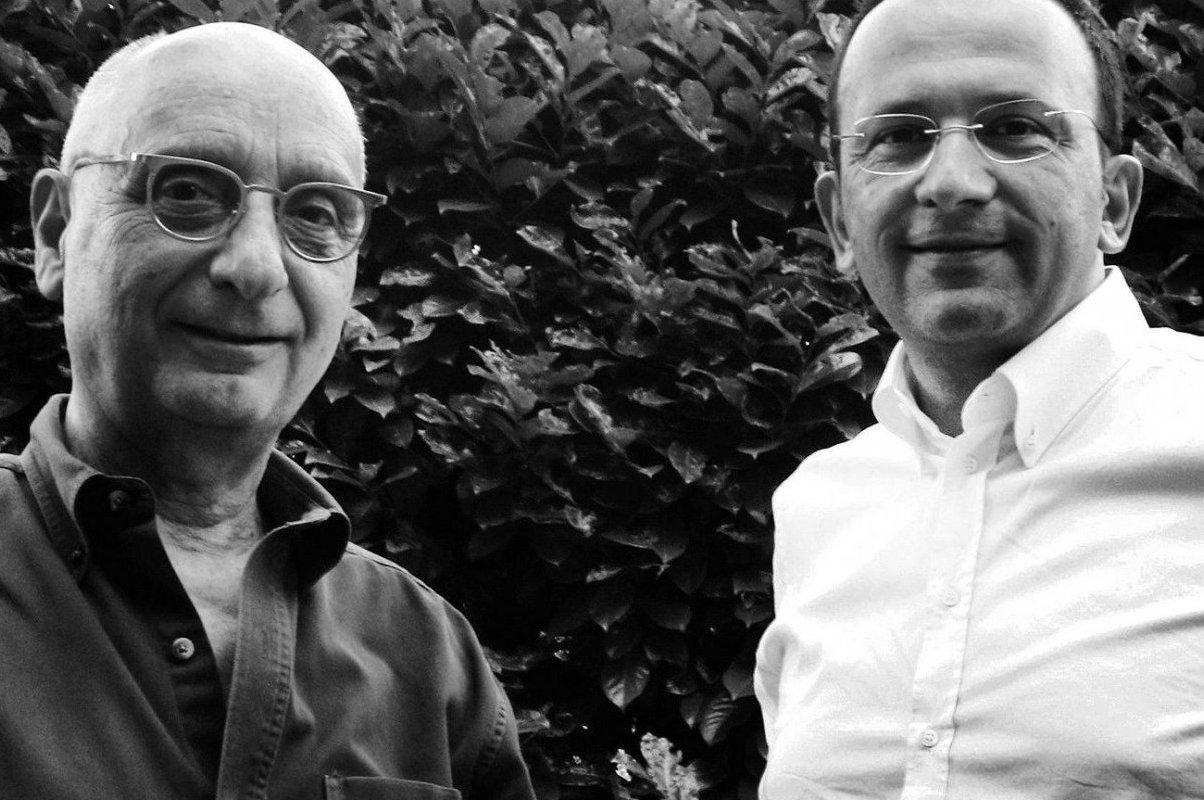 Roberto Lucci & Paolo Pampanoni
