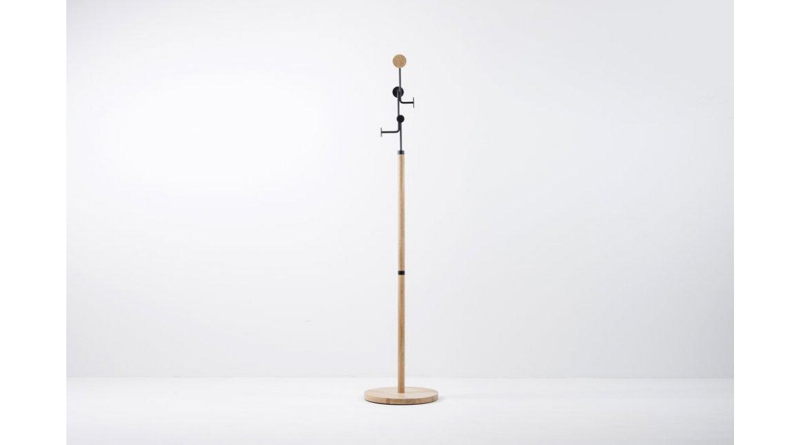 Hook coat stand