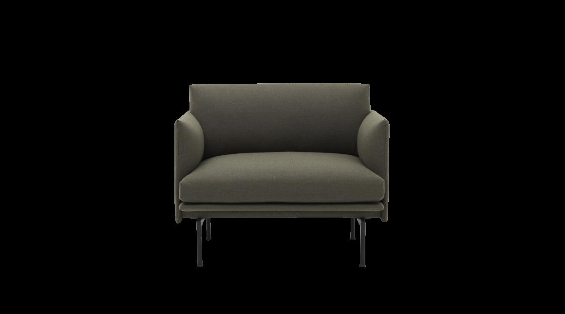 Outline fotelja